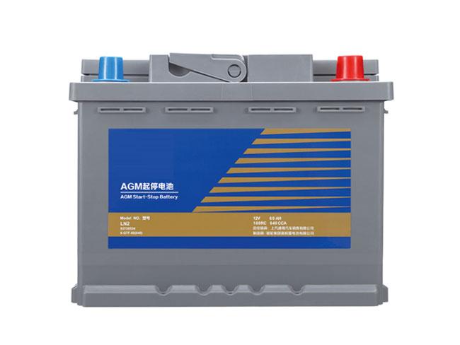 AGM电池